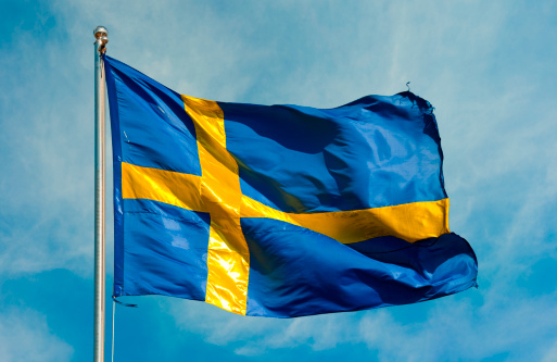 flag from sweden